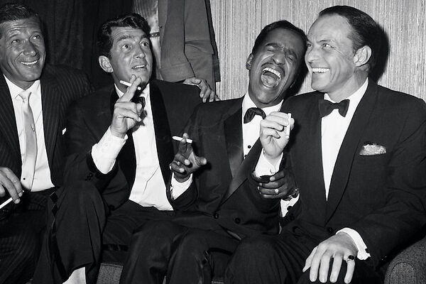 Who exactly was in the rat pack