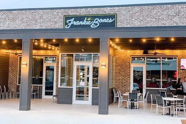 The staff at Frankie Bones will help you plan your event