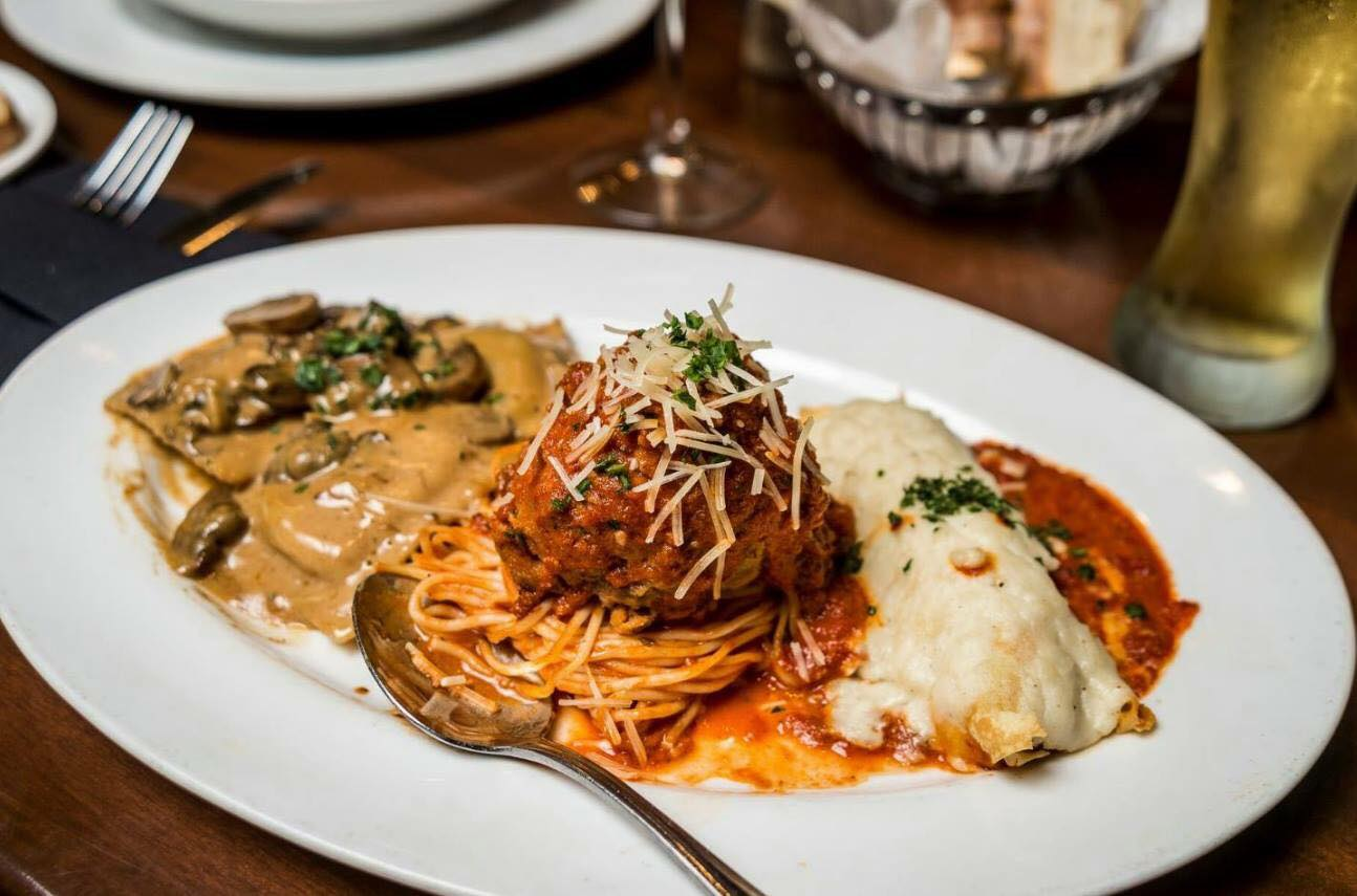 Take a bite and see why we are known as the Best Italian Restaurant